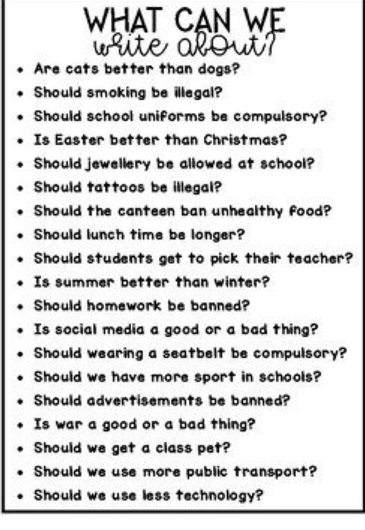 Pin about Persuasive writing, 4th grade writing prompts