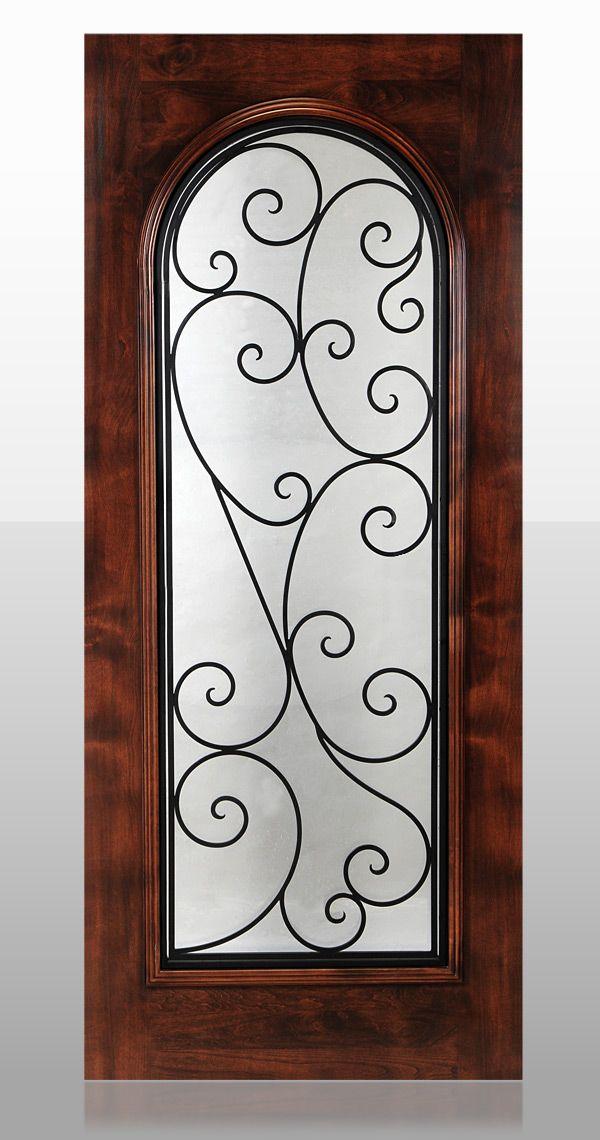 Riviera Cellar Door (Knotty Alder - Unfinished)  sc 1 st  Pinterest & Riviera Cellar Door (Knotty Alder - Unfinished) | Wine Cellar ... pezcame.com