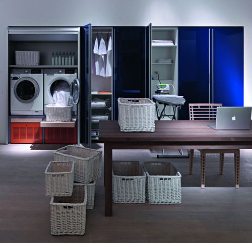 Laundry room furniture by valcucine preview laundry room furniture design laundry rooms and - Valcucine laundry ...