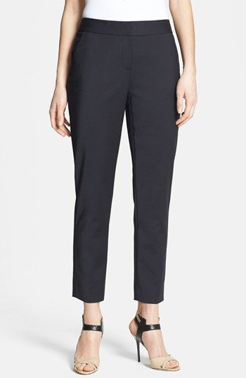 Nordstrom Collection Stretch Ankle Pants | Nordstrom