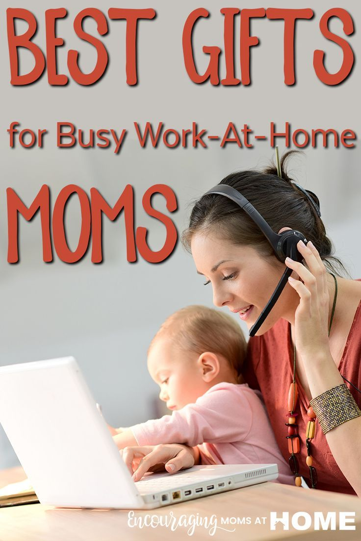 Looking for a gift for a busy work-at-home mom?  Check out a few suggestions that are sure to make any mom feel special.