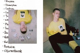 C2H4 Draw Inspiration From 'Trainspotting' For New SS17 Campaign