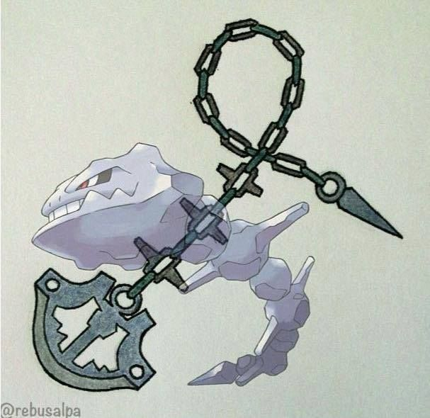 gancho de ferro