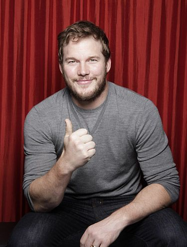 TV Guide Magazine Photo Booth: PaleyFest 2012 | TV Guide | Chris pratt,  Parks n rec, Jon cryer