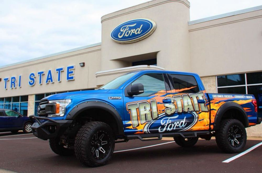 Appalachian Oil Boom Means Big Business For Ohio Ford Dealership