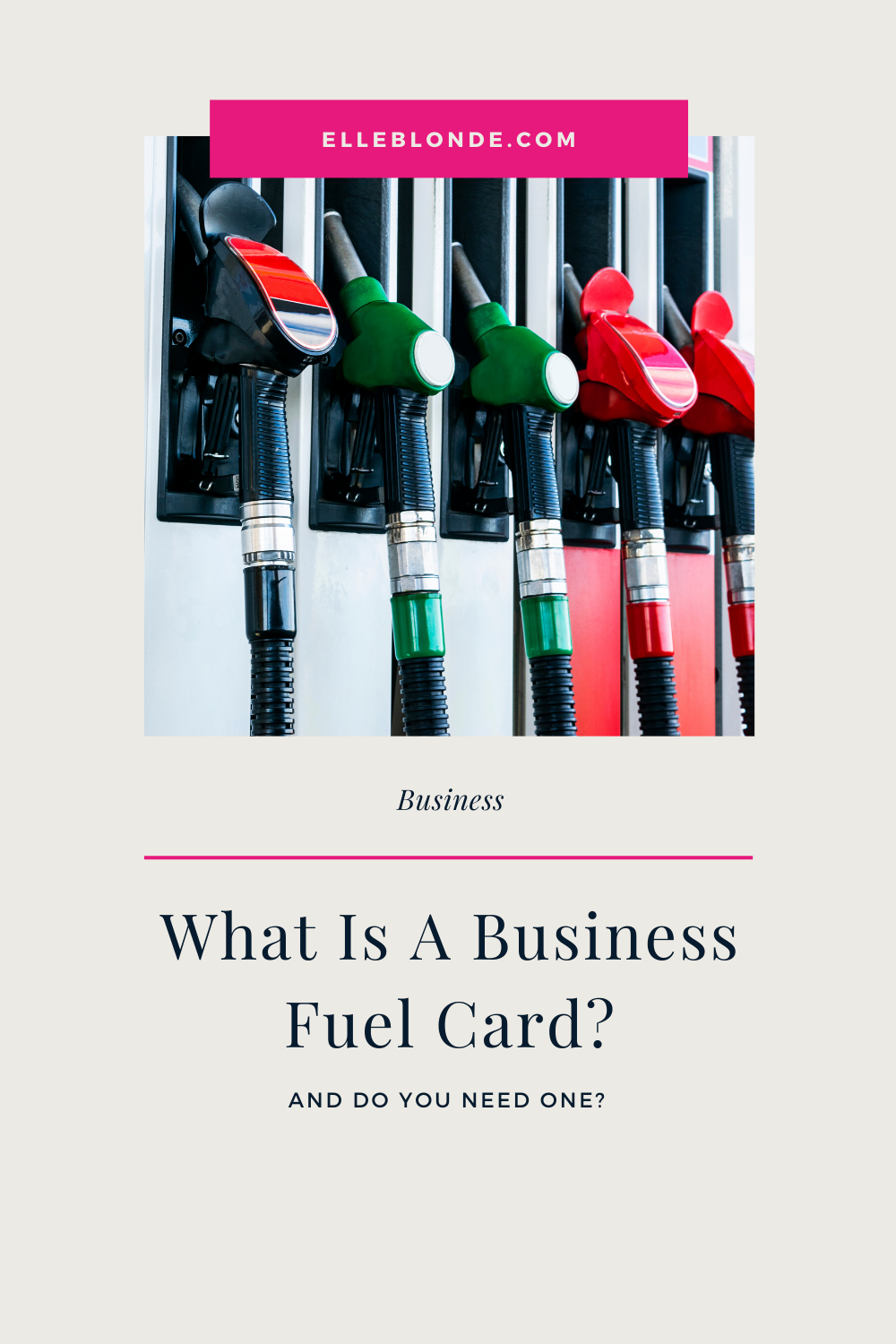 How Does A Business Fuel Card Work Elle Blonde Luxury Lifestyle Destination Travel Food Drink Interiors More Business Cards Fuel