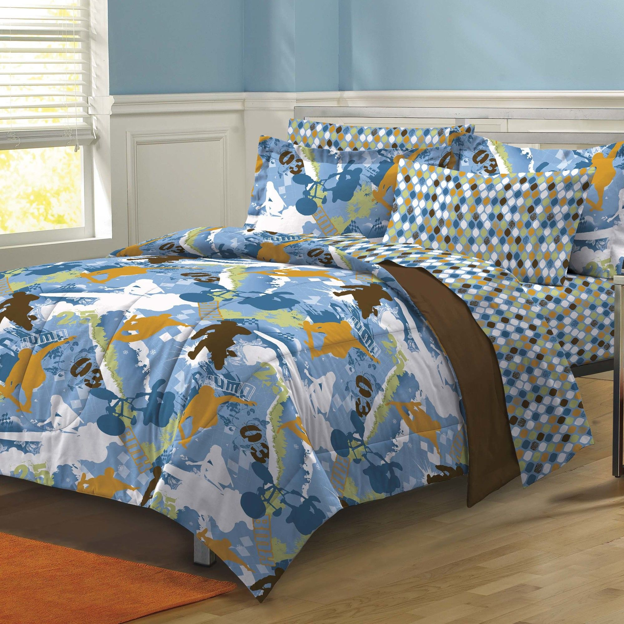 My Room Extreme Sports Bed Set & Reviews | Wayfair