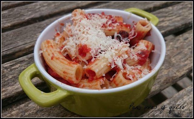 Macarrones A La Veneciana Blogs De Recetas De Cocina Macarrones Recetas De Cocina Recetas