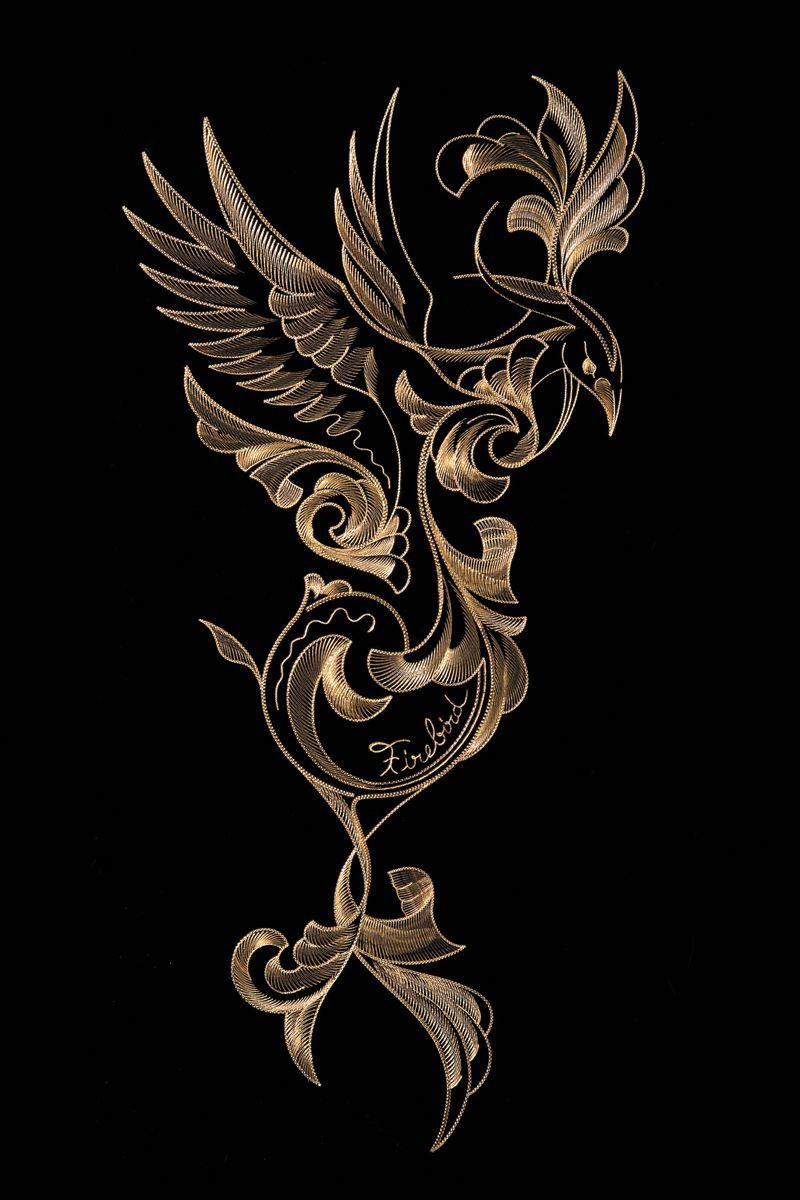 Firebird Bird Google Search Fire Bird New Tattoos Body Art