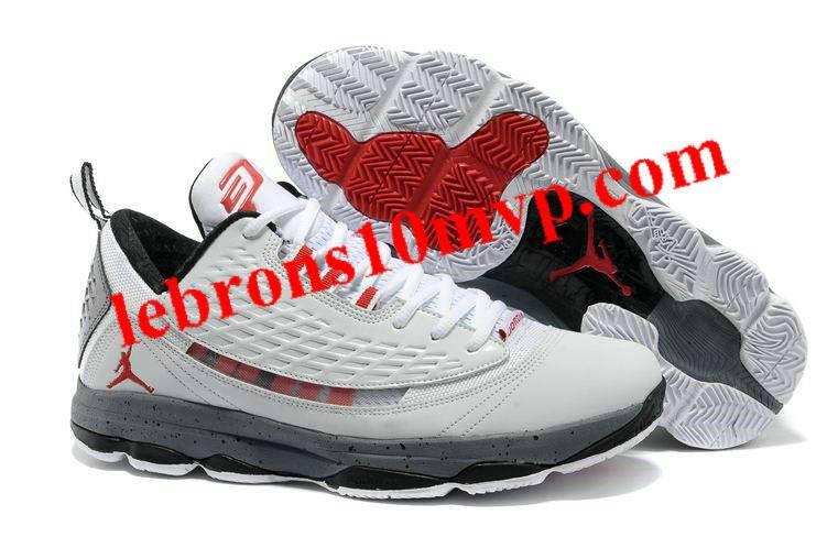 b24cfae39788 Jordan CP3.VI AE Chris Paul Shoes White Cement
