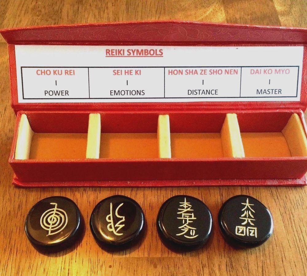 Reiki symbols engraved on obsidian stones boxed set healing reiki symbols engraved on obsidian stones boxed set healing wicca magic buycottarizona Images