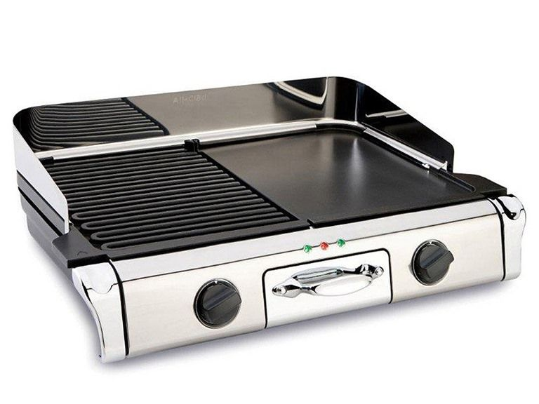 All-Clad Stainless Electric Grill/Griddle Kitchens, Decorating and