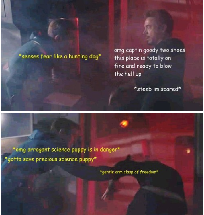 don't ship it but that's funny as hell | AVENGERS/MARVEL | Marvel