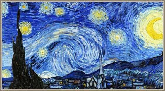 Las Obras De Arte Mas Importantes De La Historia Pinturas Pinturas Noche Estrellada Obras De Arte