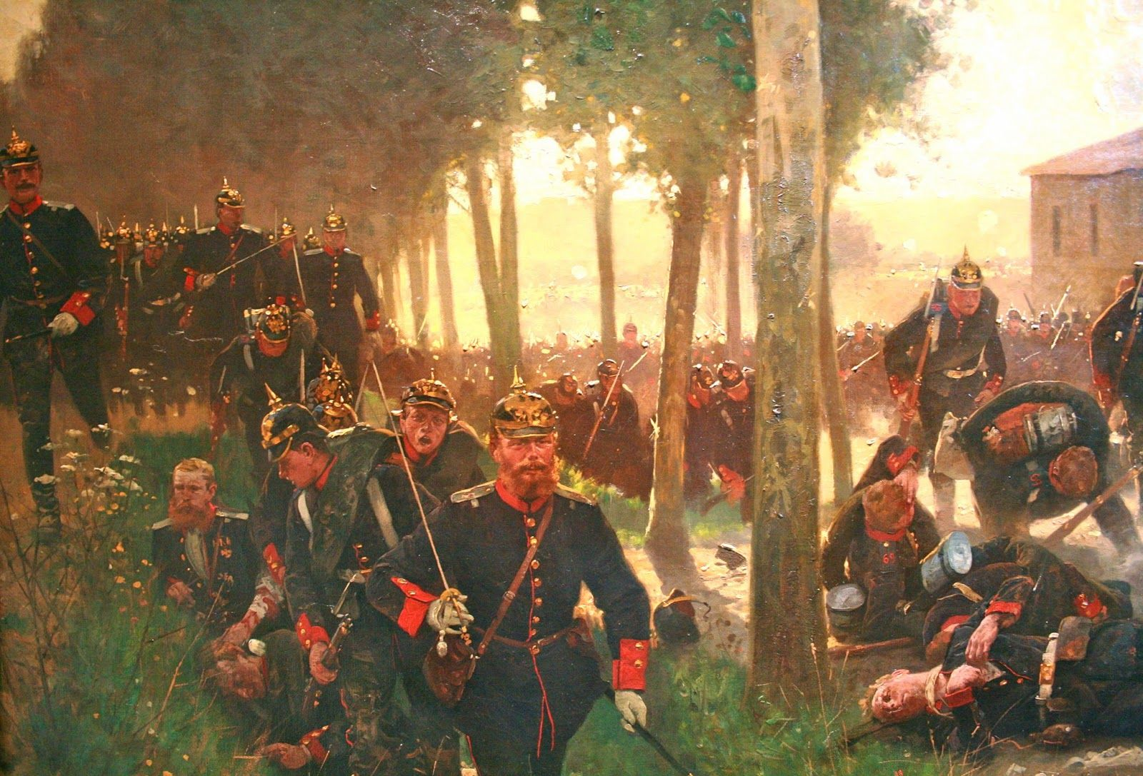 Schleswig Holstein War Painting Google Search Military