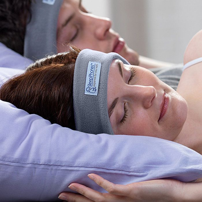 The most comfortable way to listen to music while you sleep