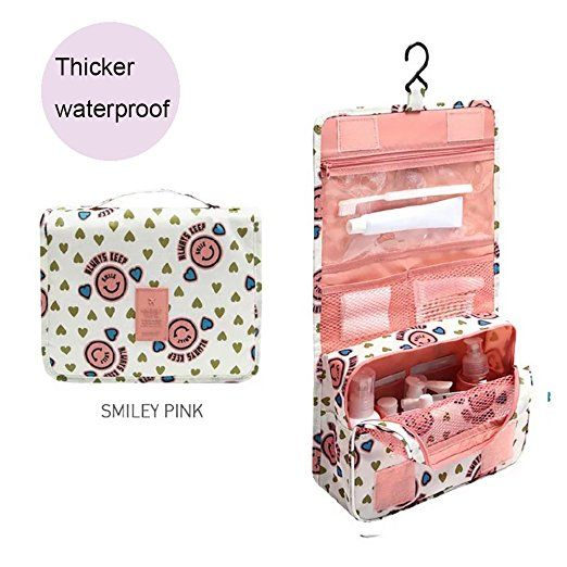 8790febb3d1e Toiletry Bag Multifunction Cosmetic Bag Portable Makeup Pouch ...