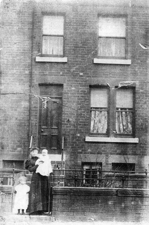 Iveridge Terrace, no. 11