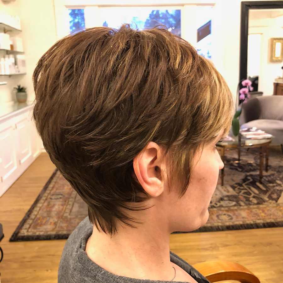 Jazba Salon Bend Oregon Where Creativity And Passion Induce Style In 2020 Hair Styles Style Hair