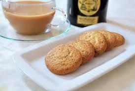 Tea Cookies  http://recipes.sparkpeople.com/recipe-detail.asp?recipe=1650987