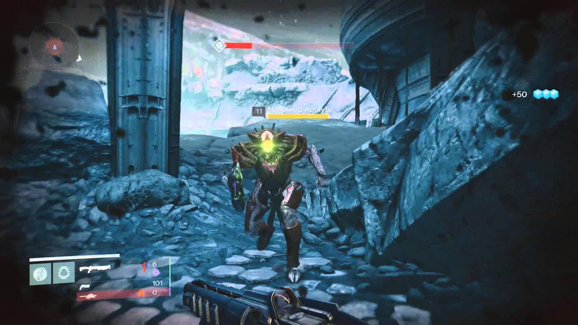 Destiny Exalted Hive Bounty EASIEST METHOD 10 Hive