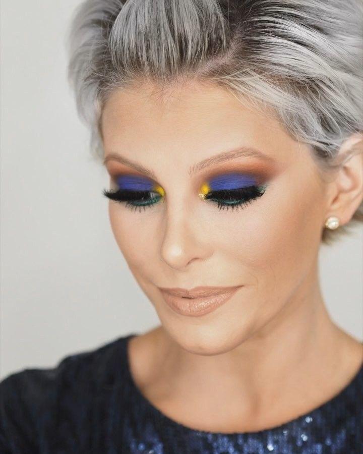 Pinterest @IIIannaIII 🌹💦 Artist tagged   Eye makeup
