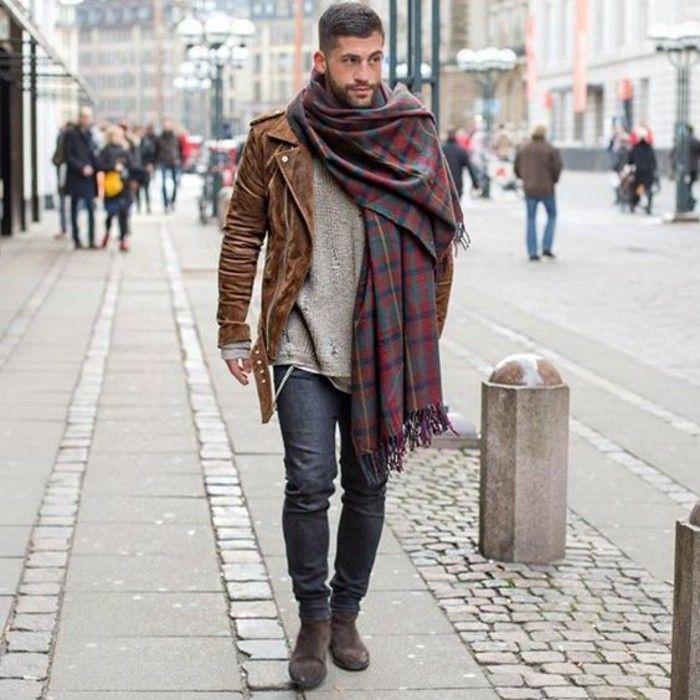 Une écharpe pour homme , quelle est la meilleure option pour