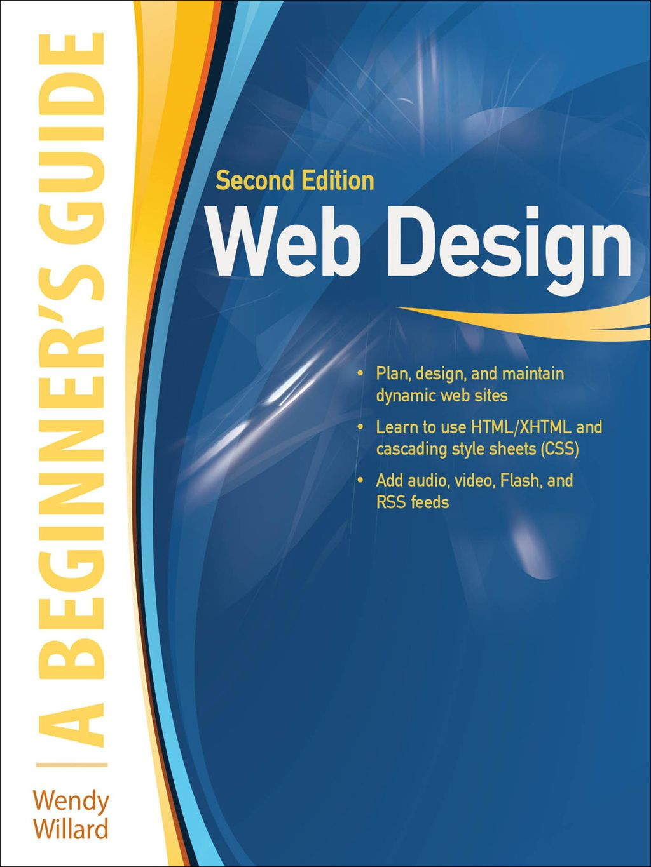 Web Design A Beginner S Guide Second Edition Ebook