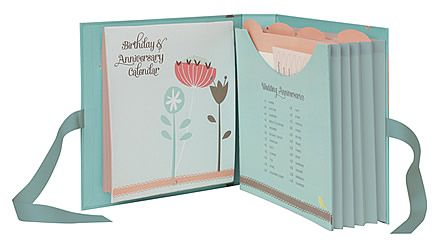 Greetings Card Organiser Home Storage Systems From Store Birthday Card Book Greeting Card Organizer Card Book