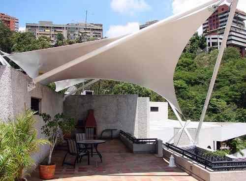 Todo tipo de persianas toldos tenso estructura gazebo terrazas y asadores pinterest - Tipos de toldos para terrazas ...