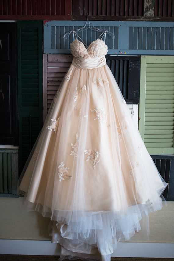 Gorgeous Bridal Gown From Sposabella Featured At The 1st Cape Cod NotWedding