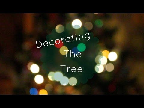 Oh Christmas Tree | Decorating our Tree - YouTube | TouTube ...