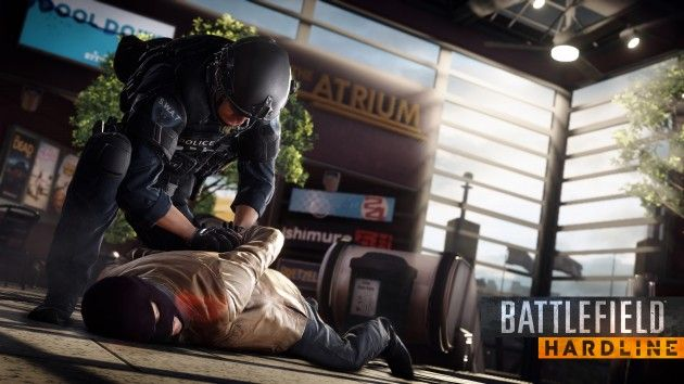 Battlefield Hardline Delivered All-Out Cops and Criminals Warfare At E3 And Announces BETA