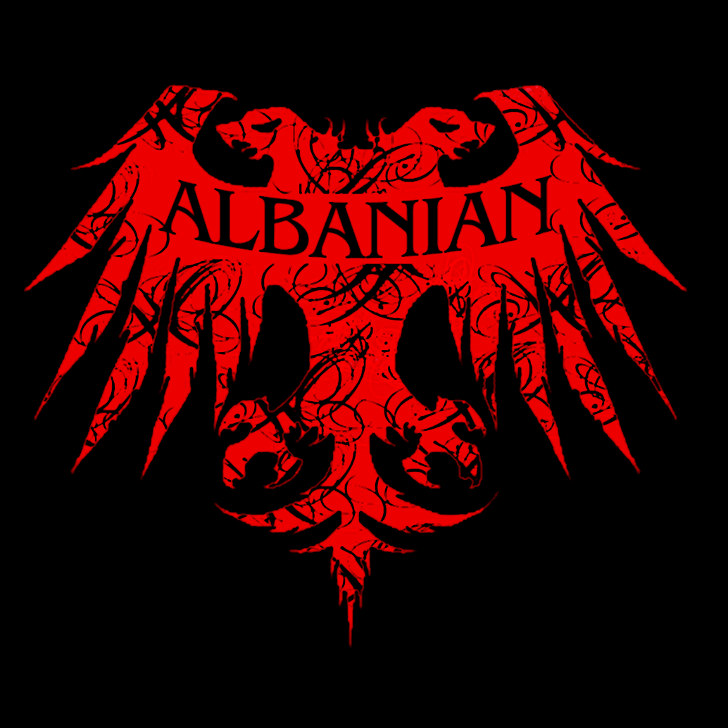 Albania Flag Albanian Flag Design Love My People - Albania flag