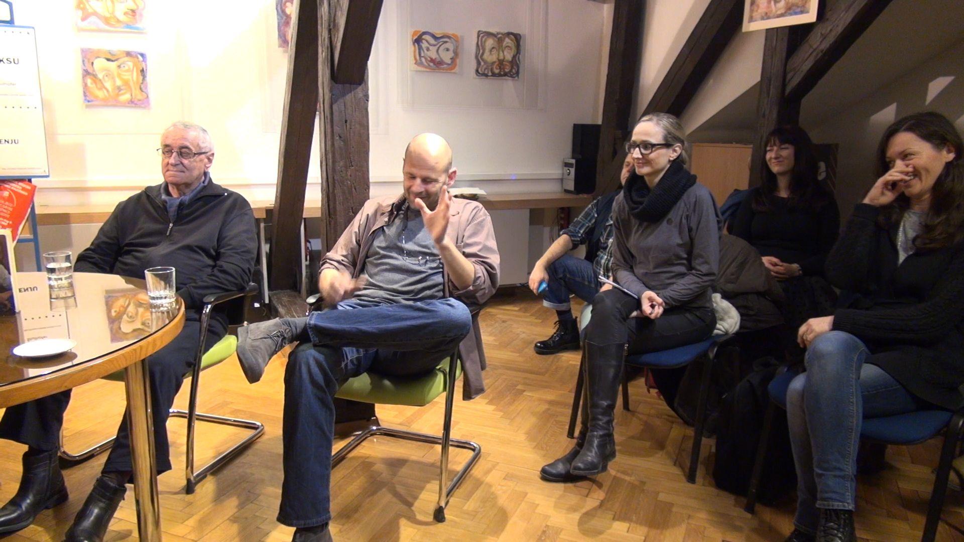 Zvonimir Majdak, Aleksandar Štulhofer i publika