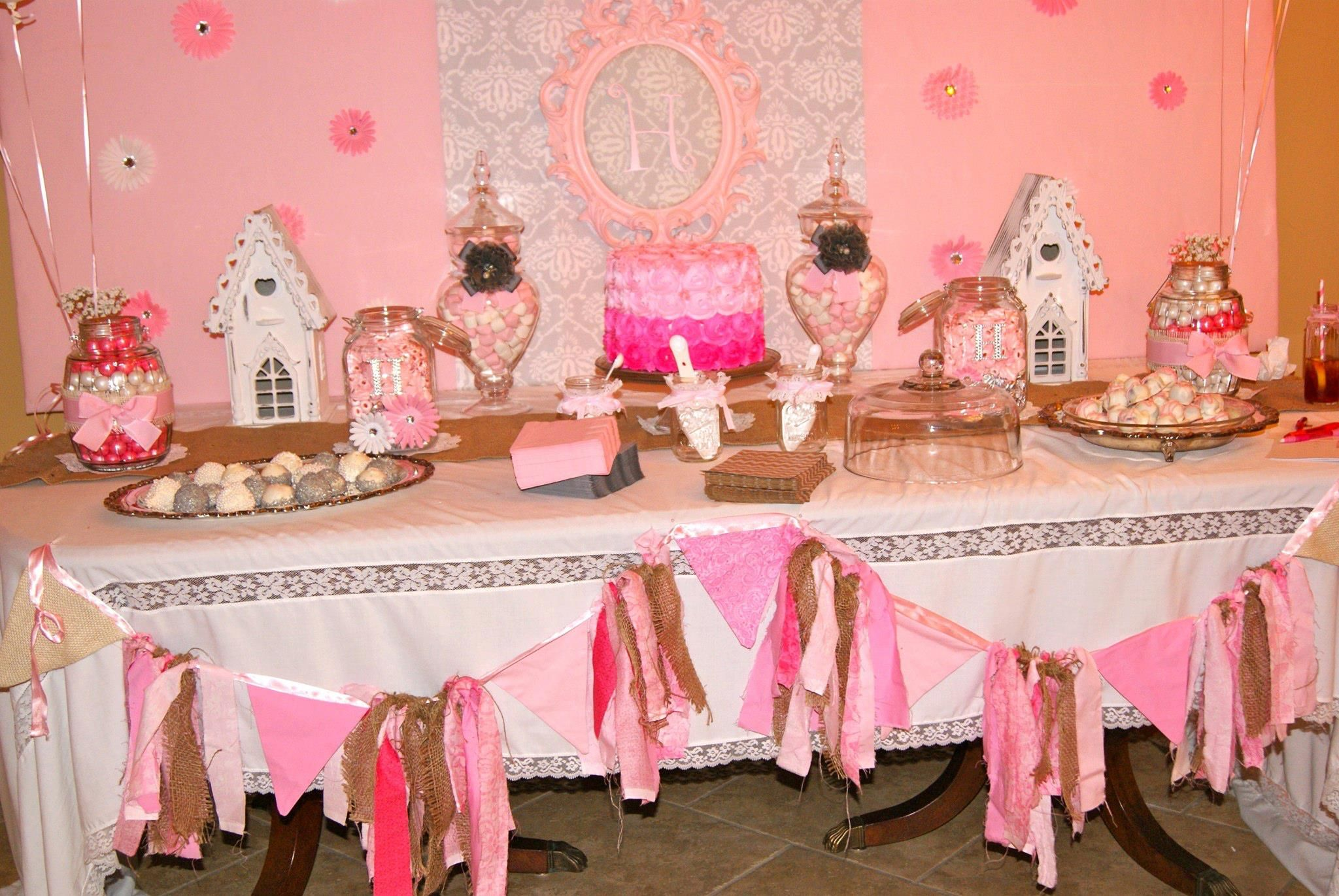 Whimsical Baby Shower | Time For The Holidays