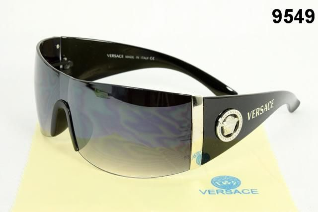 sweden versace sunglasses black