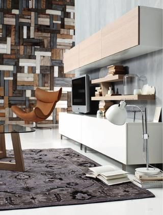DESIGN catalogue BoConcept 2012 | Living room interior