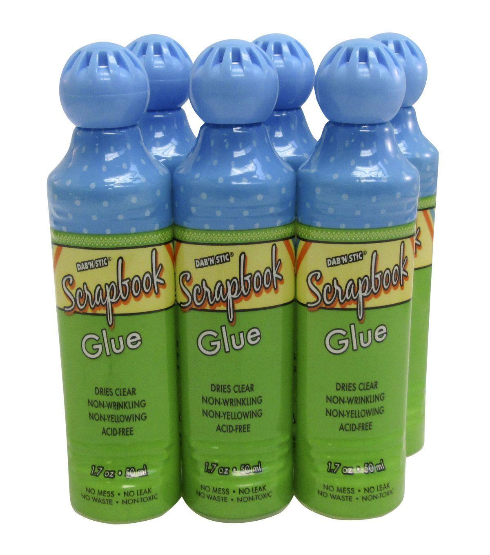 Crafty Dab Scrapbook Glue Classpack