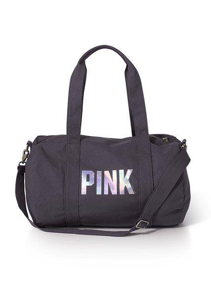 4252b158ab180 Victoria's Secret PINK Mini Duffle Bag #VictoriasSecret perfect for ...