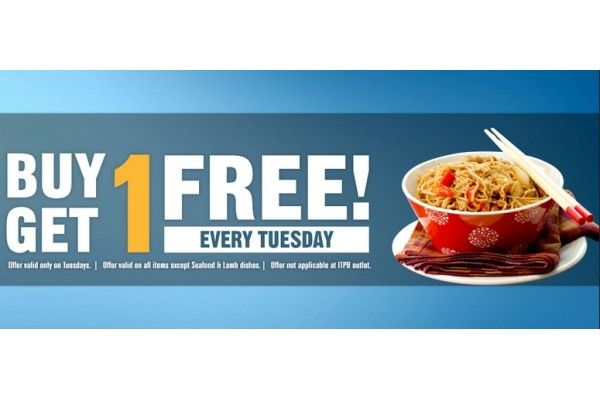 Buy 1 Get 1 Free on Foodpanda.in : Freebies Exposure
