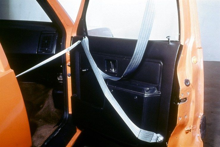 The Vesc Touted Automatic Seat Belts Need Parts Seatbelt Or Otherwise For