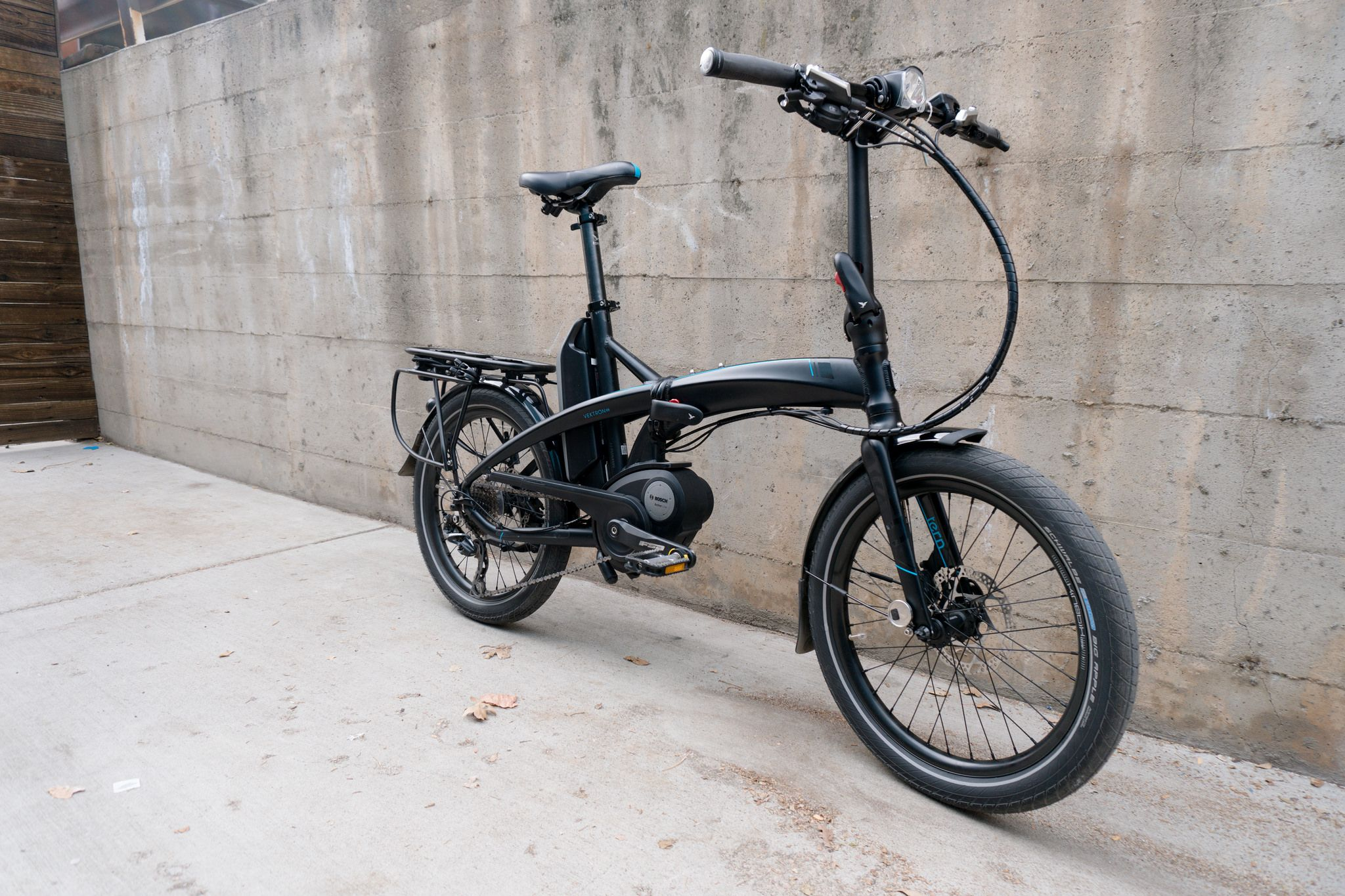 Tern Vektron Folding Electric Bike Review Folding Electric Bike