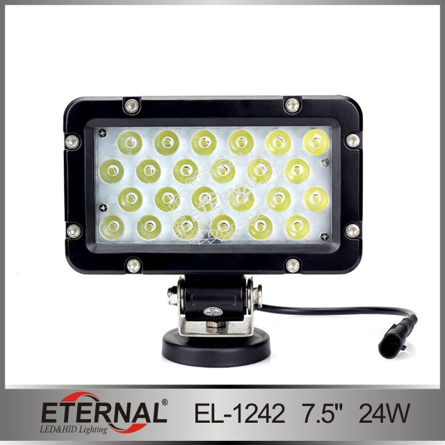 Offroad Atv Utv Marine Led Work Light High Power Agriculture Construction Vehicles Working Flood Light F Led Work Light Motorcycle Led Lighting Work Lights