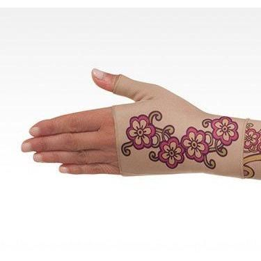 8442e4d149 Juzo Boho Bright Gauntlet | Fun and healthy | Gloves, Tattoos, Henna