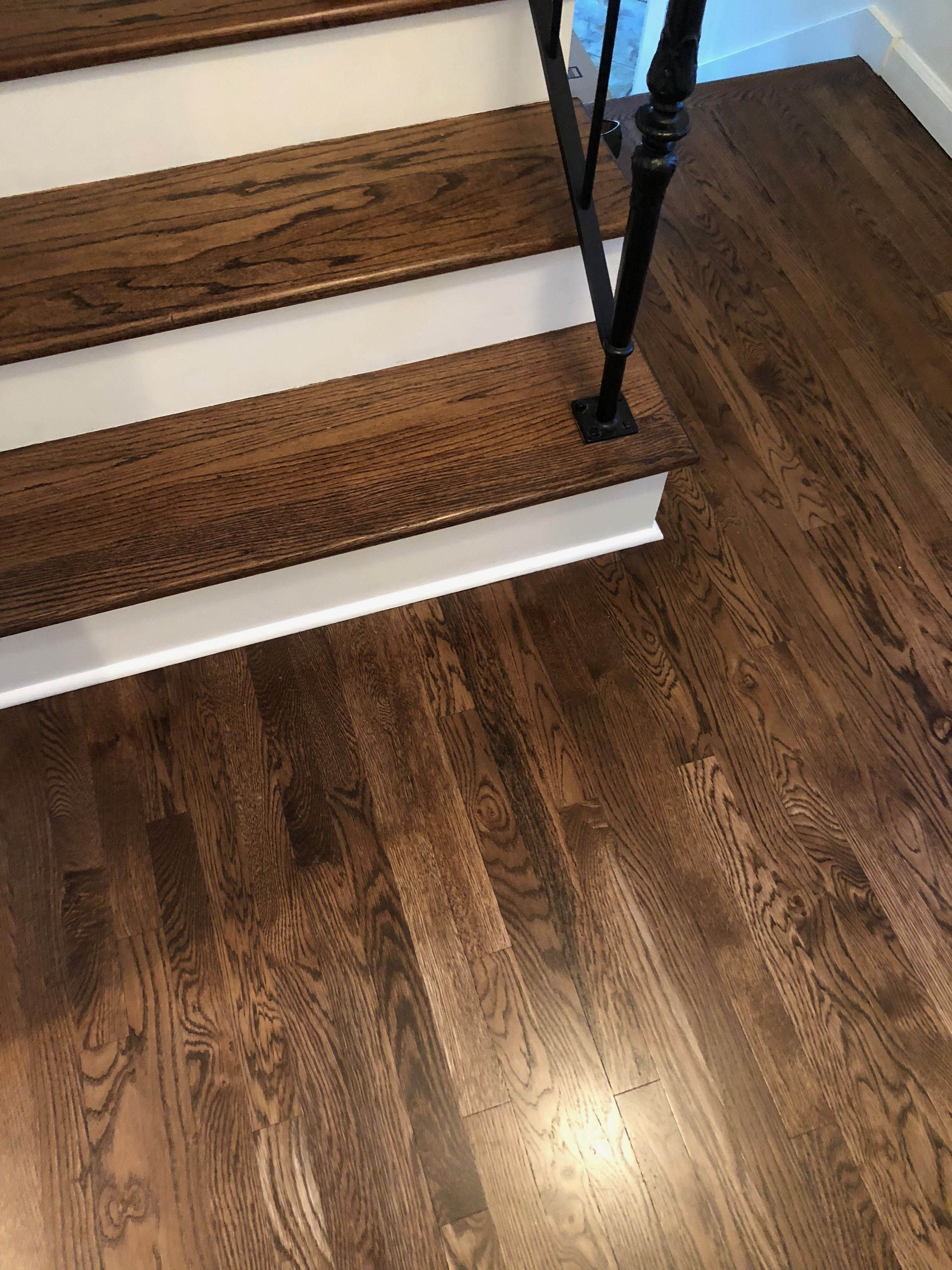 Should I Put In A Hard Wood Floor In My Home Kitchen Wood Floor Colors Staining Wood Floors Wood Floor Stain Colors