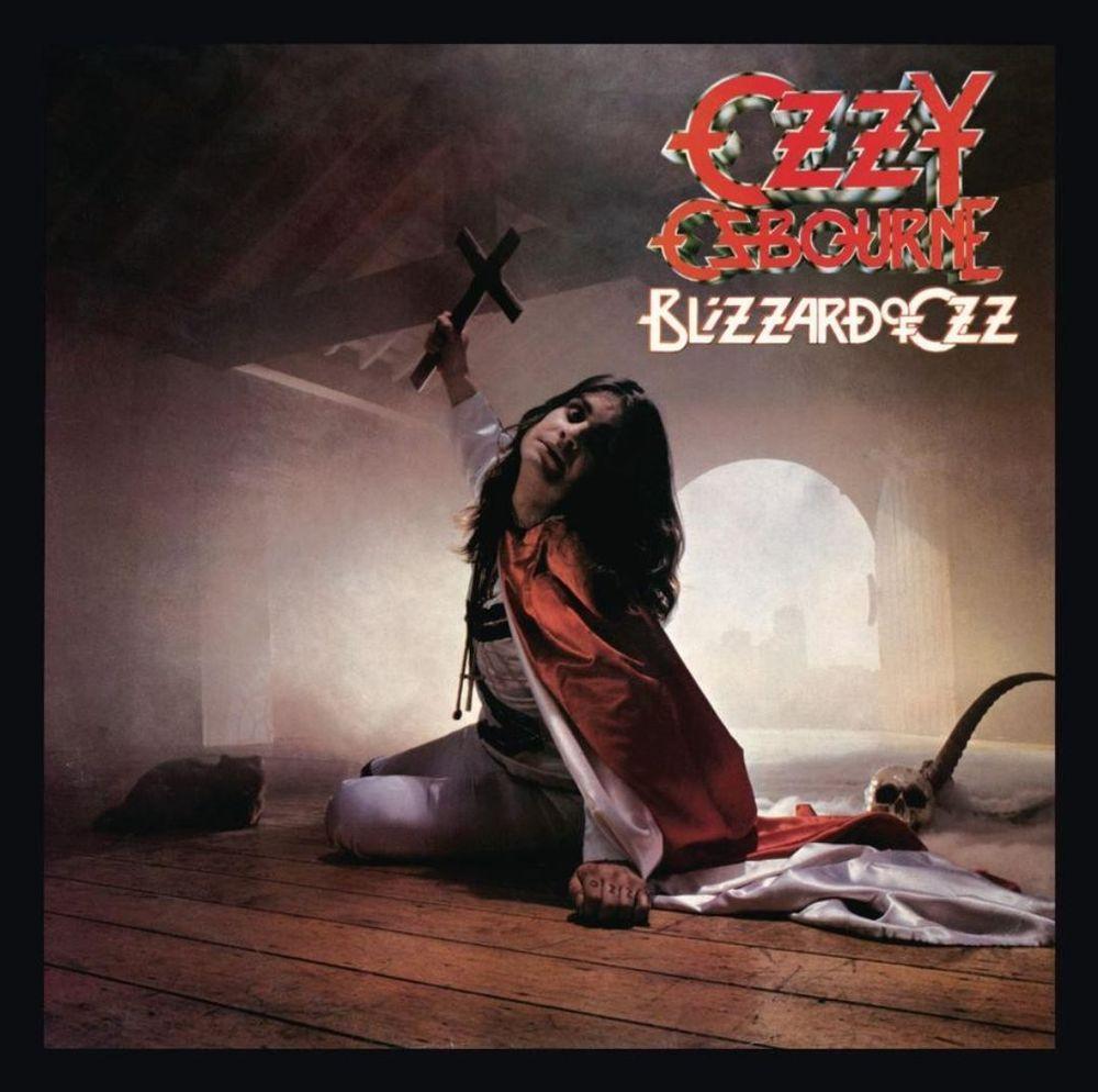 Blizzard Of Ozz Lp Vinyl Best Buy Ozzy Osbourne Crazy Train Blizzard Of Ozz Ozzy Osbourne