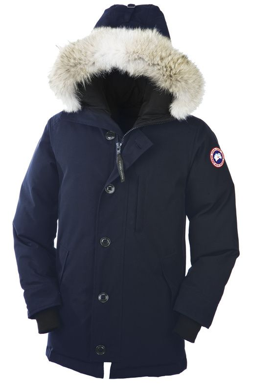 canada goose parka chateau navy