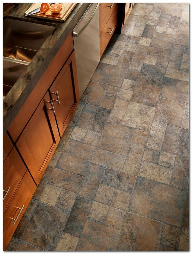 Choose Simple Laminate Flooring in Kitchen and 50+ Ideas