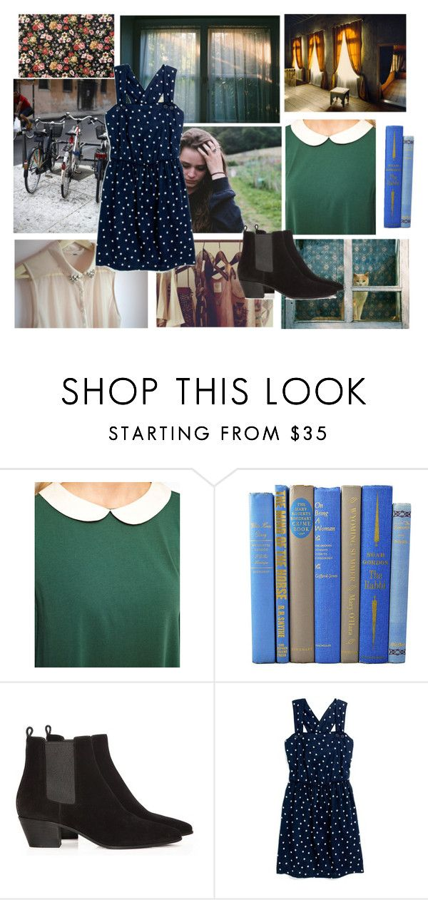 """Marvelous"" by jetra13 ❤ liked on Polyvore featuring VERONA, Belle Vie, Hello Darling, ASOS, Yves Saint Laurent and Madewell"